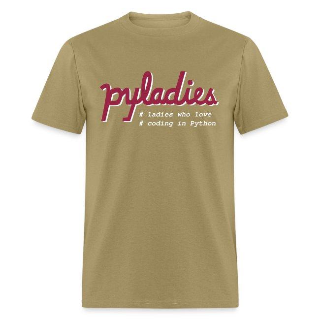PyLadies Ladies who love coding in Python