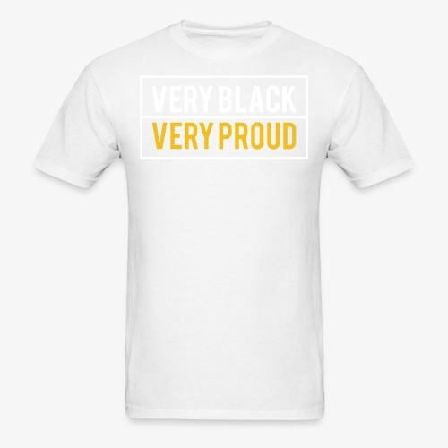Melanin Pride - Men's T-Shirt