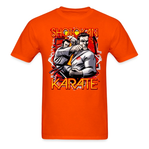 Shotokan Karate - Men's T-Shirt