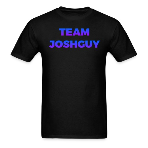Team JoshGuy - Men's T-Shirt