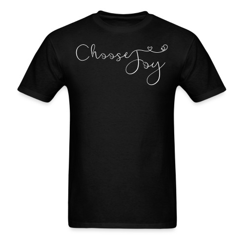 Choose Joy - Men's T-Shirt
