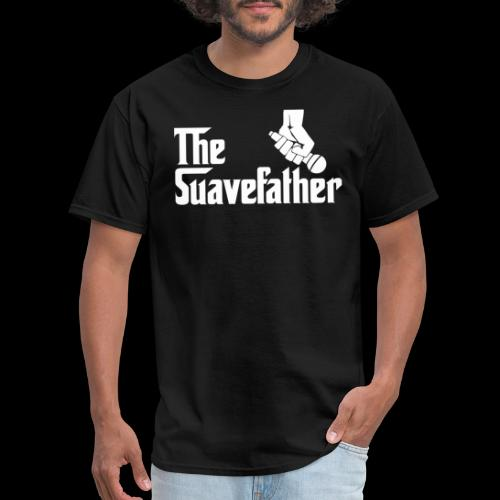 The Suavefather Logo - Men's T-Shirt