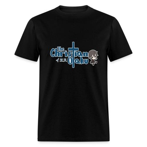The Christian Otaku Official shirt - Men's T-Shirt