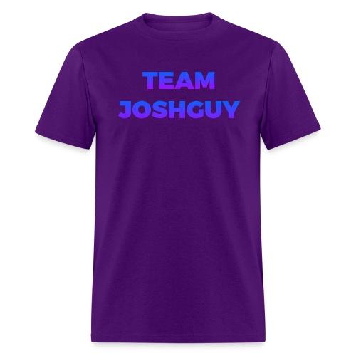 Team JoshGuy - Men's T-Shirt
