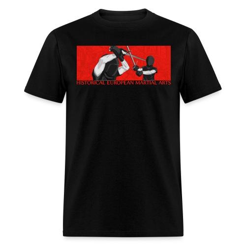 HEMA Fencers Twerhau - Men's T-Shirt