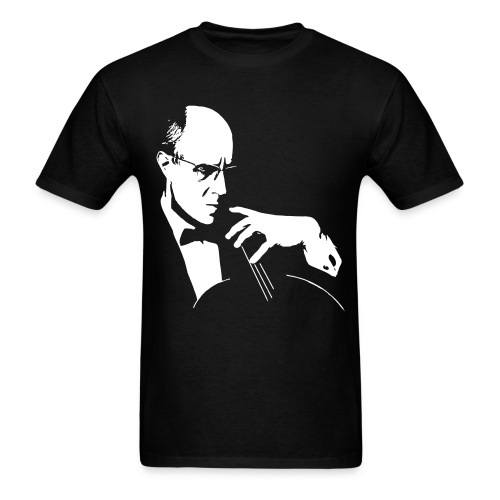 Mstislav Rostropovich - Men's T-Shirt