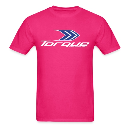 logo plain - Men's T-Shirt