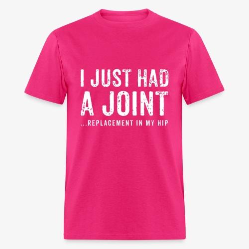 JOINT HIP REPLACEMENT FUNNY SHIRT - Men's T-Shirt