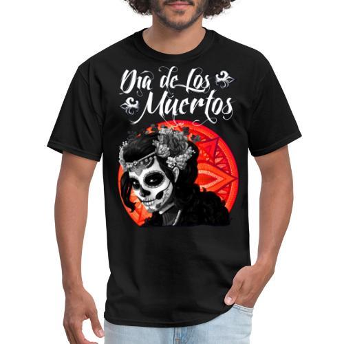 Dia de Los Muertos 01 - Men's T-Shirt