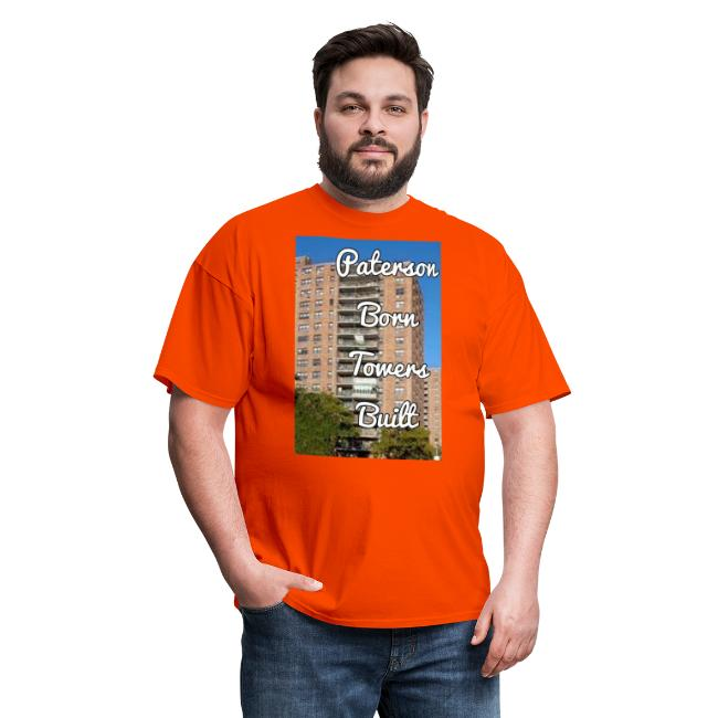 Paterson Born Towers Built