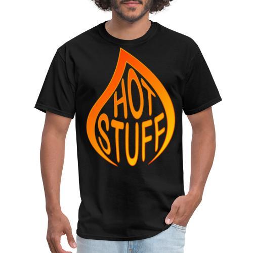 Hot Stuff Flame - Men's T-Shirt