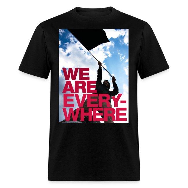 we are everywhere black flag