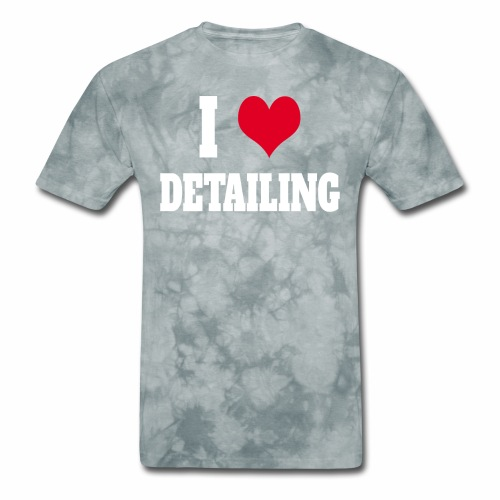 AUTO DETAILER SHIRT | I LOVE CAR DETAILING - Men's T-Shirt