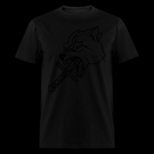Heretic Hoard Wolf - Men's T-Shirt