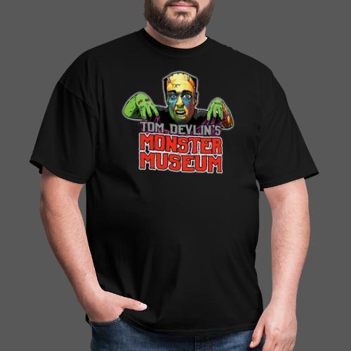 Monster Museum Logo - Men's T-Shirt
