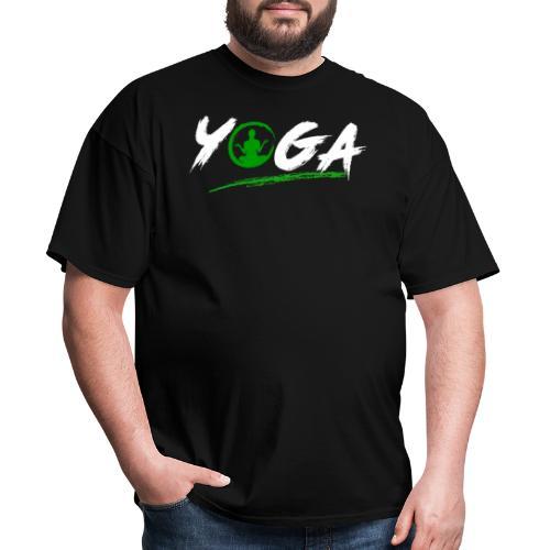 Yoga - Men's T-Shirt