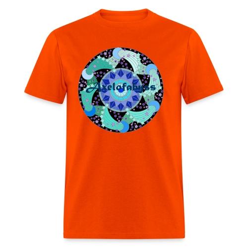 Axelofabyss The Ocean Moon - Men's T-Shirt