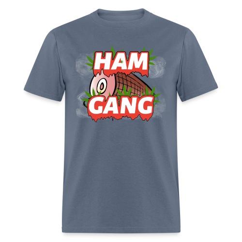 HAM GANG REPPIN - Men's T-Shirt
