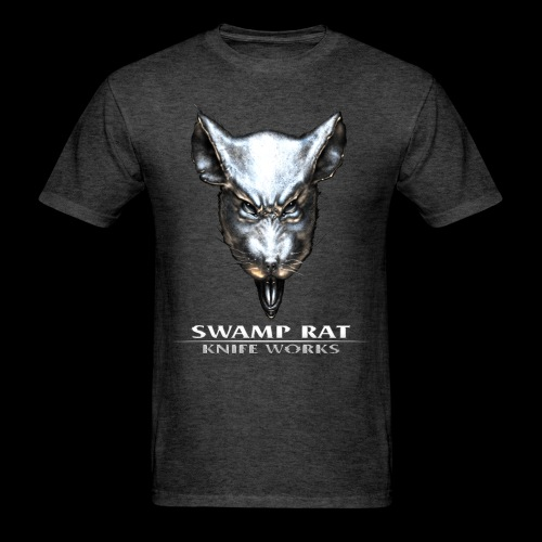 Swamp Rat Light Text - Men's T-Shirt