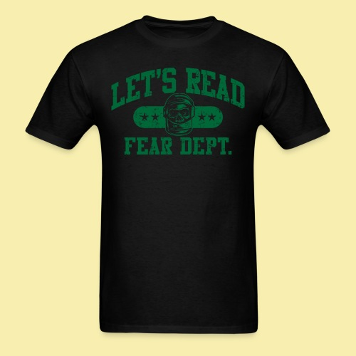 Athletic Green - Inverted for Dark Shirts - Men's T-Shirt