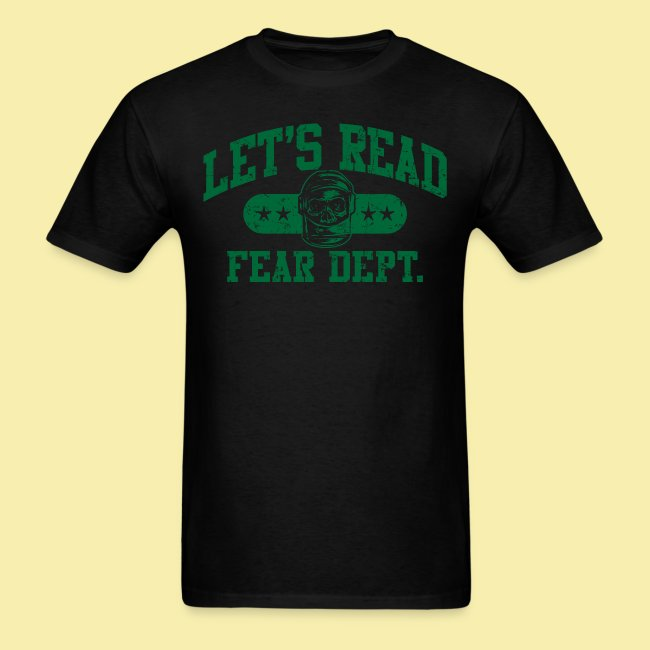 Athletic Green - Inverted for Dark Shirts
