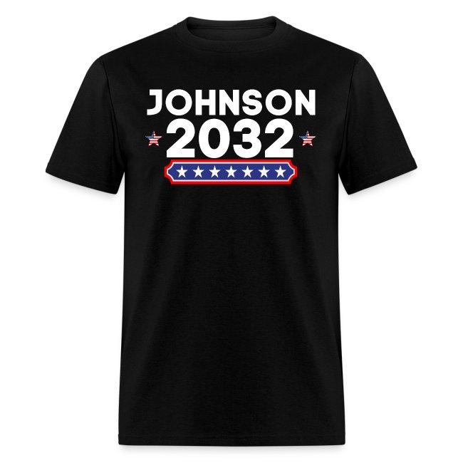 Johnson 2032 POTUS