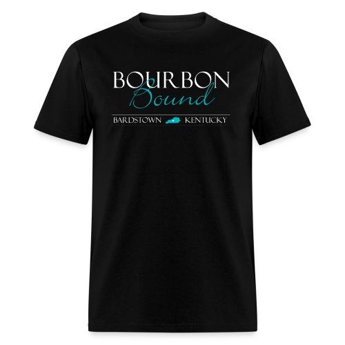 Bourbon Bound Bardstown Kentucky - Men's T-Shirt