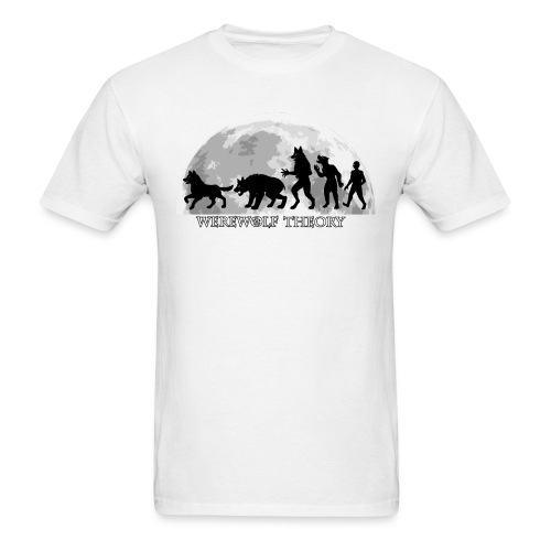 Werewolf Theory: Change - Men's T-Shirt