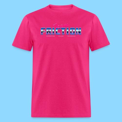 80s Team Friction - Men's T-Shirt