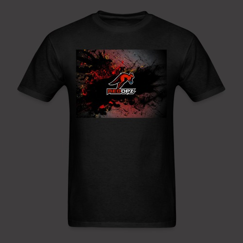 RedOpz Splatter - Men's T-Shirt