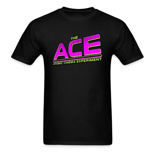 The ACE: Atomic Cinema Experiment - Men's T-Shirt