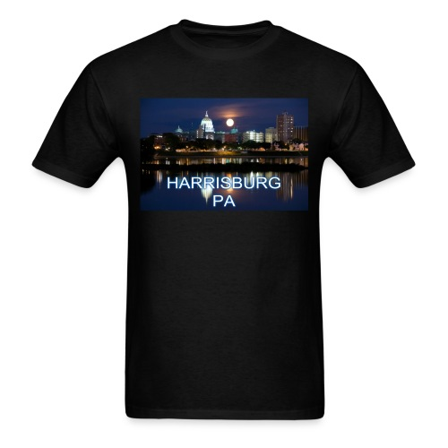 Harrisburg is home - Men's T-Shirt