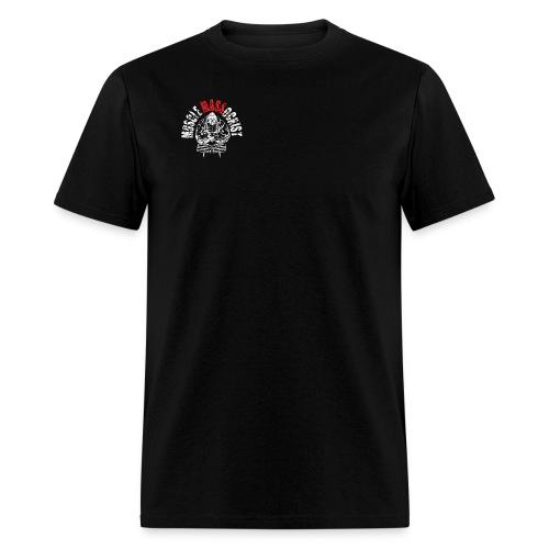 MuscleMassochistShirts BeAFreak copy png - Men's T-Shirt