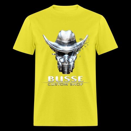 Busse Custom Shop Logo - Men's T-Shirt
