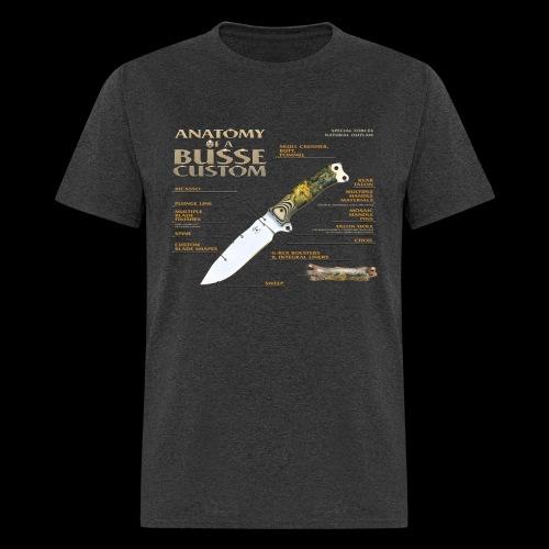 Anatomy of a Busse Custom - Men's T-Shirt