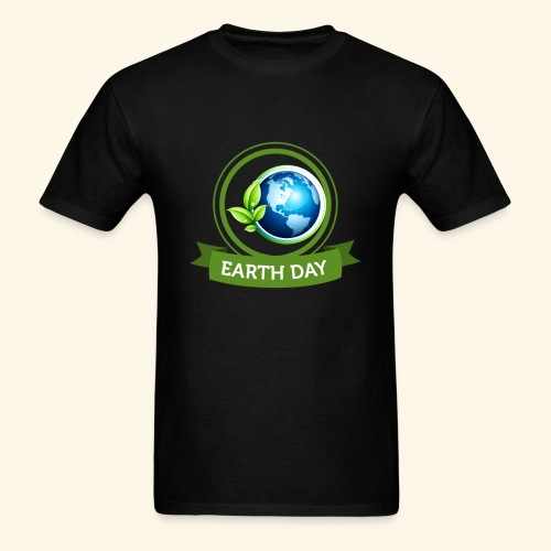 Happy Earth day - 3 - Men's T-Shirt