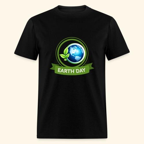 Happy Earth day - 3 - Men's T-Shirt