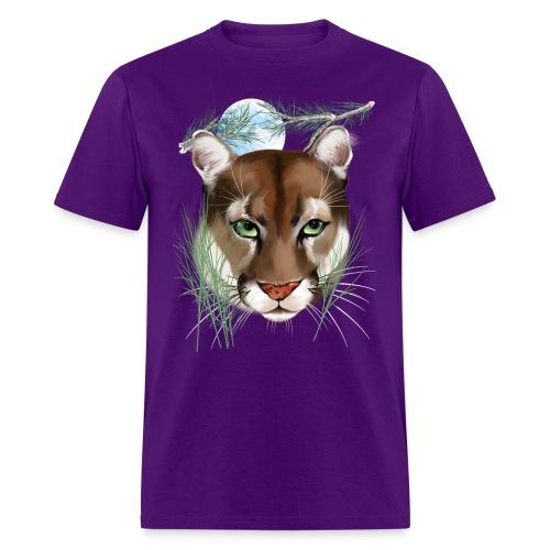 Midnight Puma - Men's T-Shirt