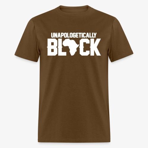 Africa Black - Men's T-Shirt