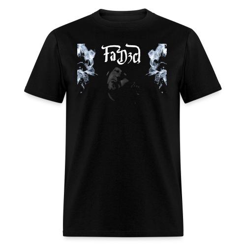 Faded shirt pic png - Men's T-Shirt