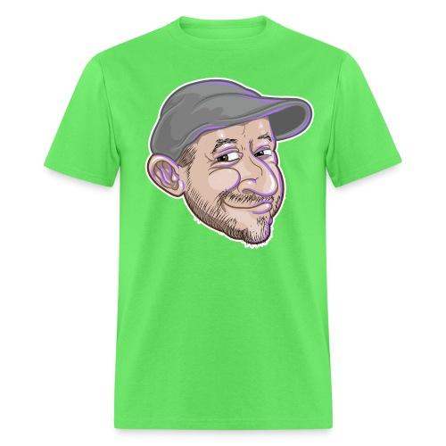 abe shirt - Men's T-Shirt
