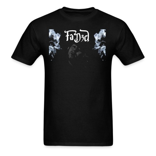 Faded shirt pic png - Men's T-Shirt