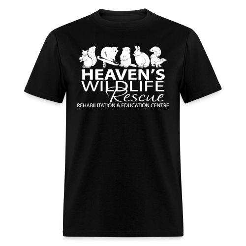 HWR White - Men's T-Shirt
