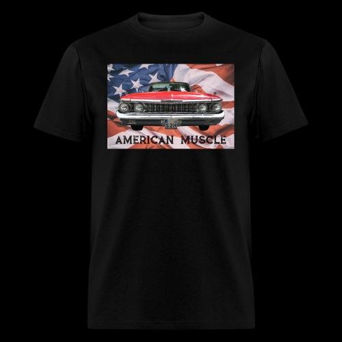 AMERICAN MUSCLE - Men's T-Shirt