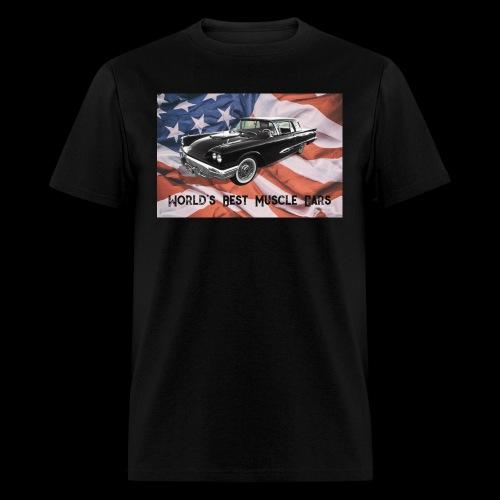 World's Best Muscle Cars - Men's T-Shirt