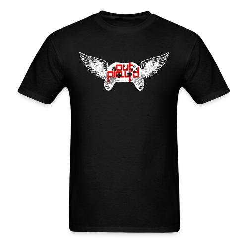 out play'd gothic - Men's T-Shirt