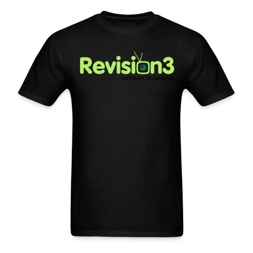 Revision internet television - Men's T-Shirt