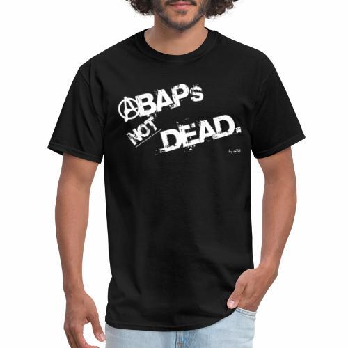 ABAPsNotDead white - Men's T-Shirt