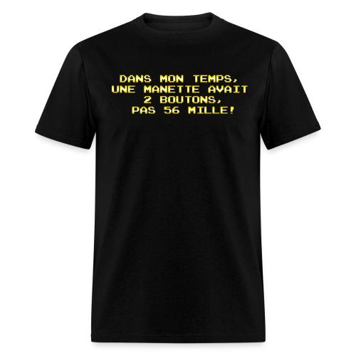 temps - Men's T-Shirt