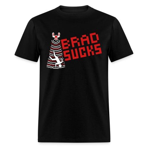 bradsucksarcadeart - Men's T-Shirt